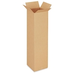 101040 Tall Corrugated Boxes (10- x 10- x 40-)
