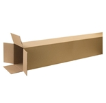 121272 Tall Corrugated Boxes (12- x 12- x 72-)
