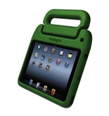 Kensington - SafeGrip Rugged Carry Case and Stand, for iPad Mini, Green