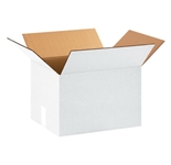 151210W White Corrugated Boxes (15- x 12- x 10-)