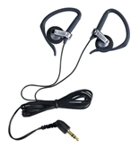 Altec Lansing CHP227 - Clip-On Stereo Earphones