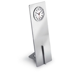 Blomus Stainless Steel Desk - Table Clock Quartz