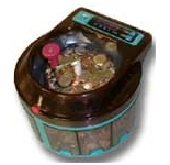 Magner Speed Coin Counter/Sorter