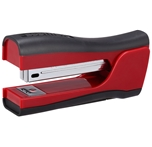 Bostitch Dynamo Compact Stapler with Integrated Staple Remover and Staple Storage (B105R-RED)