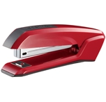 Bostitch Ascend Antimicrobial Stapler with Integrated Staple Remover and Staple Storage (B210R-RED)