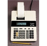 Canon MP21DIII 2-Color Printing Calculator