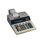 Canon MP25D 12 Digit Heavy Duty Printing Calculator Factory Serviced