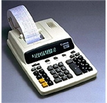 Canon MP31DHII Calculator w/ 2 Color Printing