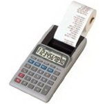 Casio HR8LPlus Color Printing Calcualtor