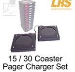 30 Coaster Charger Kit (includes power supply)