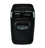 Fellowes AutoMax 130C 130-Sheet Cross-Cut Auto Feed Shredder-Refurbished