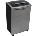 GoECOlife GXC181Ti 18-Sheet Cross-Cut Green Commercial Shredder