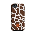 Case-Mate Iomoi Designer Print Case for iPhone 5/s - Giraffe Pattern