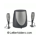 Harmon Kardon HK695 Champagne Speakers