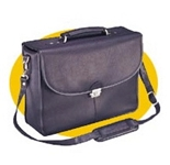 Kensington Leather Executive Laptop Carrying Case