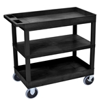 Luxor Utility Cart Model Number- EC121HD-B