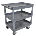 Luxor Heavy Duty Utility Cart Model Number- TC111SP6-G