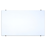 Luxor 60 x 40 Magnetic Wall-Mounted Glass Board Model Number- WGB6040M