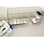Magner Lexan Currency Rack w/ Locking Cover