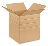 MD101012 Multi-Depth Corrugated Boxes (10- x 10- x 12-)