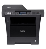 Brother Wireless Monochrome Printer with Scanner, Copier and Fax