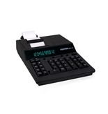 MONROE 6120X BUSINESS MEDIUM DUTY CALCULATOR-Black