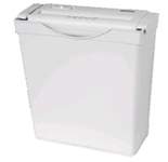 Monroe PS011 Straight Cut 5 Sheet Shredder w/ Basket
