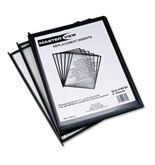 Martin Yale REPLACEMENT SLEEVES-6 - Set of 6 - MVS6