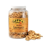 Office Snax OFX00043 Gretzels Cinnamon/Honey 20 oz