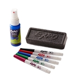 Expo Low Odor Ultra Fine Dry Erase Marker Starter Set (1884310) [Office Product]
