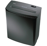 Royal JS55 6-Sheet Strip Cut Desktop Shredder with Bin
