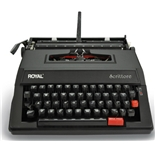 Royal Portable Manual Typewriter