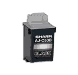 Sharp AJ5030 Black Ink Cart ( genuine Sharp Carts )