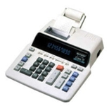 Sharp EL-1197 Two Color Printing Calculator