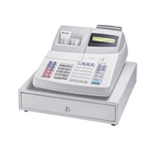 Sharp XEA-401 99 Dept. ECR Cash Register Factory Serviced