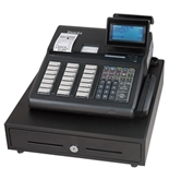 SAM4S SPS-345 Electronic Cash Register with Raised Keyboard and Thermal Printer