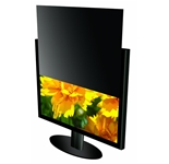 Blackout Privacy Filter fits 24-- Widescreen LCD Monitors