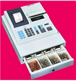 Swintec Portable Battery Operated Cash Register