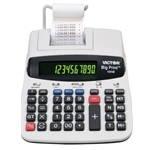 Victor 1310 Big Print Commercial Thermal Printing Calculator, Black Print, 6 Lines/Sec