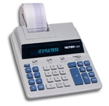 VICTOR 1225 10-Digit Print Display