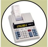 VICTOR 1297 Commercial Desktop Calculator