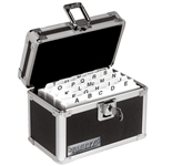 Vaultz Locking VZ00139 Index Box Black