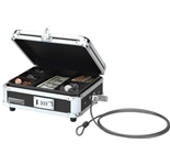 Vaultz Locking VZ01002 Cash Box - Black