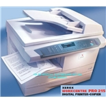 Xerox Pro 215 Duplex Copier/Printer Includes Toner/Drum