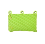 3 Ring Pouch, Radiant Lime