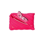 ZIPIT Talking Monstar Jumbo Pencil Case, Pink