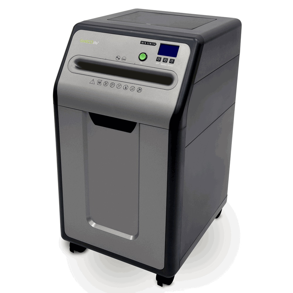 canon paper shredder machine
