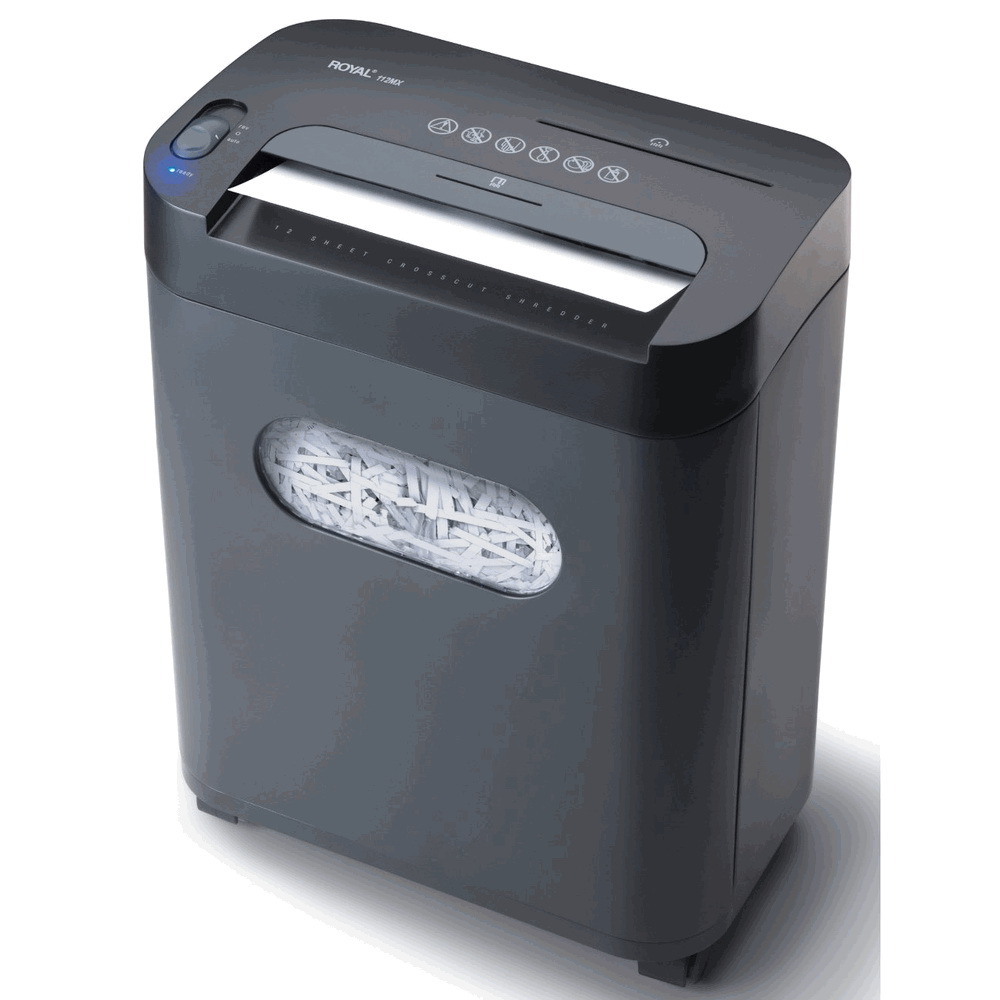 royal paper shredder manual