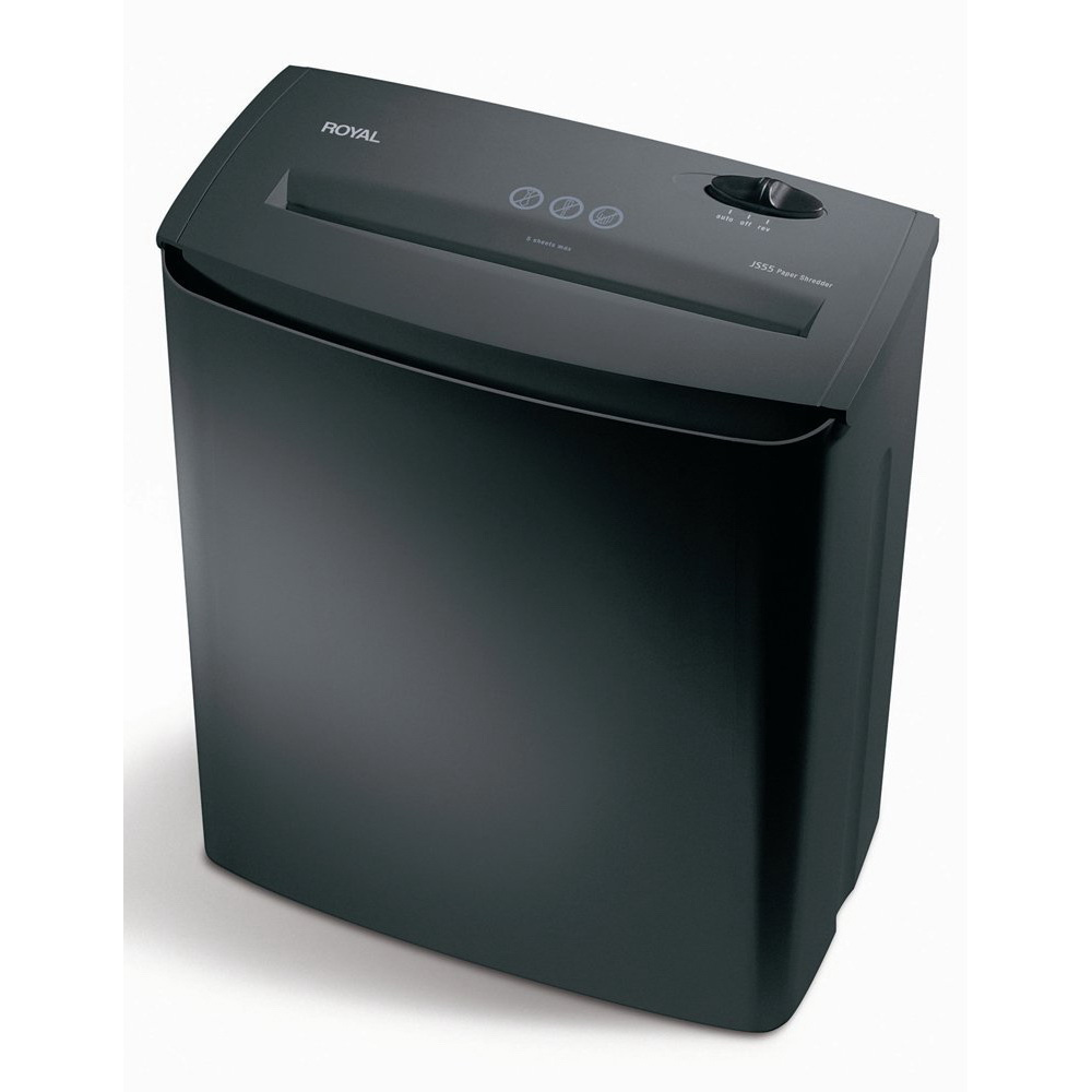 Royal paper shredder parts list