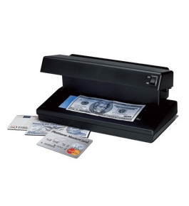 Accubanker D-63: Professional UV Ultraviolet Counterfeit Detector